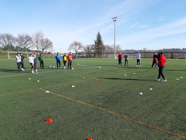formación entrenadores