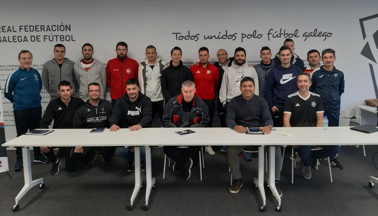 Formación entrenadores futbol